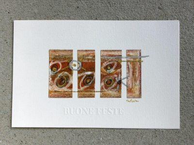 Gioco di luci di Natale [stampa su cartoncino] - 1,20€