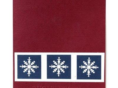 Collage di Natale [collage con cartoncino] - 1,50€ - 100pz.